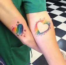 Resultado de imagem para tattoo para casal