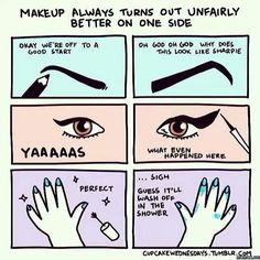 The struggle is so real. #refinery29 http://www.refinery29.com/online-beauty-memes#slide-10