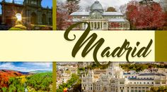 Si lo que te apasiona es viajar, descubrir nuevos lugares y realizar actividades en familia, conoce aquí por qué Madrid es el destino al que debes ir. #Travel #Trips #Kids #Marriott #HotelesMarriott #Vacaciones  #TheBest #Juegos #Felices #Actividades #Vacacionesfamiliares