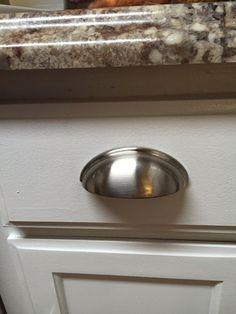 Luxury Cosmas Satin Nickel Cabinet Hardware