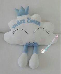 Pillow, bulut yastik, takı yastığı, isimli yastik, ayaklı yastik, taçlı bulut