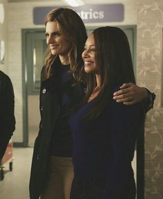 Lanie and Kate♡