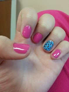Simple but very CUTE nails
