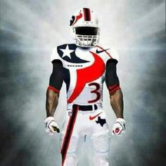 Hardest NFL jersey I have seen.