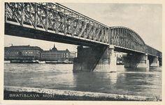 Bratislava, Sydney Harbour Bridge, Most Beautiful Pictures, Times, City, Travel, Viajes, Cities, Trips
