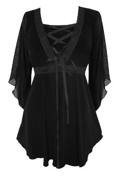 Dare To Wear Victorian Gothic Women's Plus Size Bewitched Corset Top Black/Black 1x Dare to Wear,http://www.amazon.com/dp/B00AP8LN1C/ref=cm_sw_r_pi_dp_eXJ8rb1YQQS9BYD1