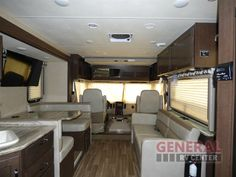 All The Amenities You Need While Traveling On The Road Can Be Found In The Beautifully Construction New 2017 Thor Motor Coach ACE 27.2 Motor Home Class A at General RV | Wayland, MI | #138976