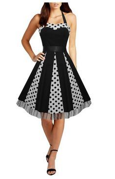Dresses Page 493 Types Of Dresses, Cute Dresses, Vintage Dresses, Short Dresses, Vestidos Sport, Vestidos Pin Up, Little Girl Dresses, Girls Dresses, Look Rockabilly