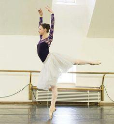 # Kristina Kretova #rehearsal # Bolshoi Ballet #
