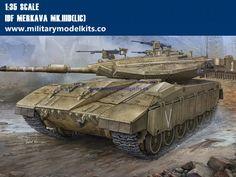 IDF Merkava MK.IIID[LIC] Trumpeter 82476