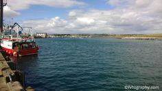 Amble Harbour August 2013