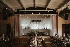 DIY Village Hall Wedding Lilley // Anna Kara Bridal // James Frost Photography // C of E Wedding Ceremony // Vinyl Record Wedding Favours Wedding Reception Decorations, Wedding Favours, Wedding Ceremony, Ceiling Lights, Bride, Diy, Photography, Frost, Beautiful