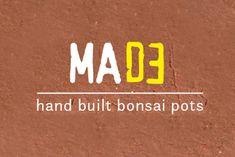 Webshop hand-built bonsaipots | Made Bonsai Pots Make A Proposal, Bonsai, Stoneware, Pots, Ceramica, Cookware, Jars, Flower Planters, String Garden