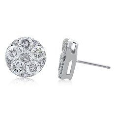 McCoy's Diamonds Stud Earrings