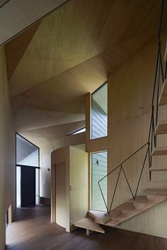 Вилла улитки, Префектура Тиба ди, 2014 - Такеши Hirobe Архитекторы