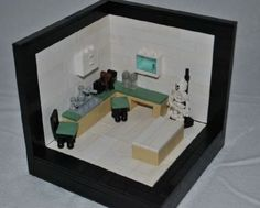 Doctor's Office: A LEGO® creation by Abby Francis : MOCpages.com