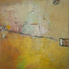 Lisa Pressman From There to Here,  36 x 36,  oil on board