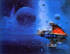70s Sci-Fi Art: A John Berkey collection