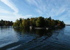 Stockholm Archipelago, Sweden by DMeadows, via Flickr