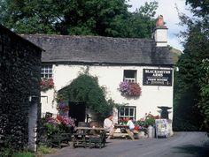 Blacksmith's Arms - a traditional Lakeland Inn, Broughton Mills, Cumbria, England, UK