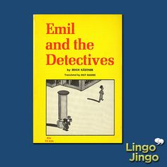 Here's a fun lesson inspired by the children's classic Eml and the detectives! The course is fun filled and aims at helping #ELL students in reading & improving their grasp of English vocabulary, sentence construction and more! Take a look at the lesson here: http://lingojingo.com/Course/Emil-and-the-Detectives-for-ELL-s---Chapter-1/645/0