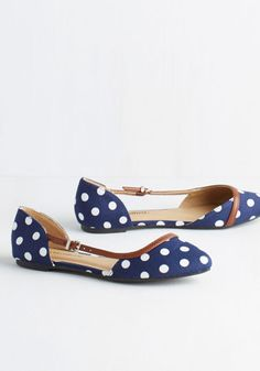 Dotted flats