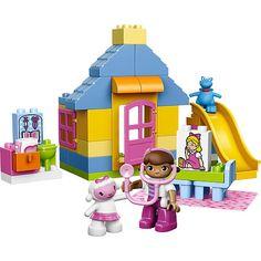 """LEGO brand DUPLO Doc McStuffins Doc McStuffins Backyard Clinic 10606 - LEGO - Toys """"R"""" Us"""