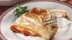 Refrigerated pizza crust easily bundles up all the flavors of a delicious homemade pizza.
