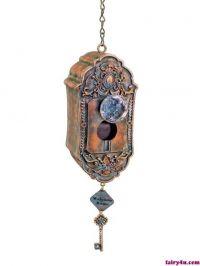 Birdhouse Vintage Door Knob for Your Outdoor Garden