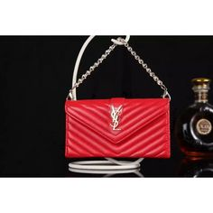How to Find the Fashion Tip For Women - YSL iPhone 6 /6 Plus Cases – Red