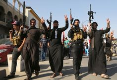 Iraqis to ISIS: Bring It On, We Have Dug Your Graves