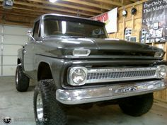 "View Blog Post — ""One great project,,1964 chevy stepside custom"" 