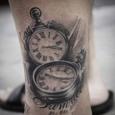 watch tattoo - Google Search