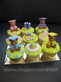 Olanos: cupcake set