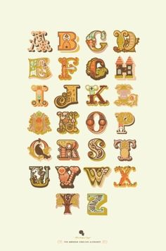 Items similar to Letters of 'Alphabet' Wall Decals, Fabric Wall Stickers (not vinyl) - Medium on Etsy Alphabet A, Design Alphabet, Alphabet Wall Decals, English Alphabet, Typography Alphabet, Alphabet Stickers, Alphabet Symbols, Alphabet Wallpaper, Animal Alphabet