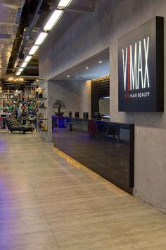 SQ + Arquitetos Associados: Salão de beleza, São Paulo