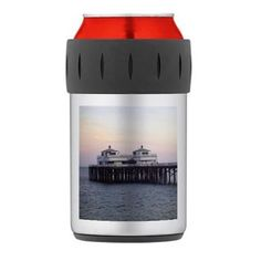 Malibu Fishing Pier Thermos® Can Cooler