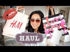 Sephora and H&M Haul! - itsjudytime