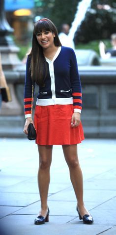 How to get Lea Michele's outfit for under $100