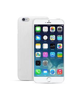 """Belsis Чехол-панель для iPhone6 5,5"""", белый  — 338 руб. —  Модный аксессуар для смартфона, идеально прилегает к устройству, обеспечивает сохранность задней поверхности телефона, предохраняет от образования царапин и запыления, не препятствует свободному доступу к телефону."""