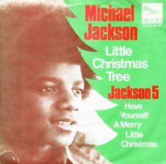 Michael Jackson (Jackson 5) - Little Christmas tree / Have Yourself A Merry Little Christmas (1974)