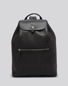 Longchamp Backpack - Veau Foulonne | Bloomingdales's