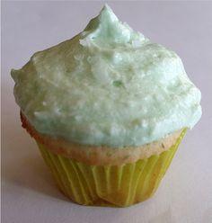 Two Crazy Cupcakes: Margarita Cupcakes