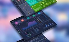 ROADY - Traveler Dashboard (Free PSD Download) on Behance