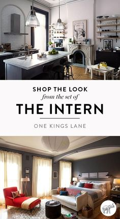 Ready, get set, and shop one-of-a-kind props fromwriter and director Nancy Meyers's new movie, The Intern. #TheIntern - in theaters, 9/25!: