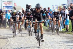 Wiggins says riding into the Roubaix final was a 'real honor' - VeloNews.com