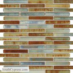 Illumini lake tile; love these colors....backsplash for my kitchen