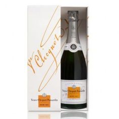 Veuve Clicquot Demi-Sec NV 75cl in Veuve Box