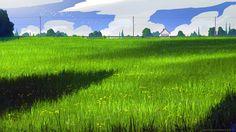 Stowe Farm II: digital recall by Balaskas.deviantart.com on @DeviantArt