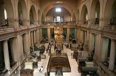 El Museo Egipcio celebra su 113 aniversario - http://www.absolutegipto.com/el-museo-egipcio-celebra-su-113-aniversario/